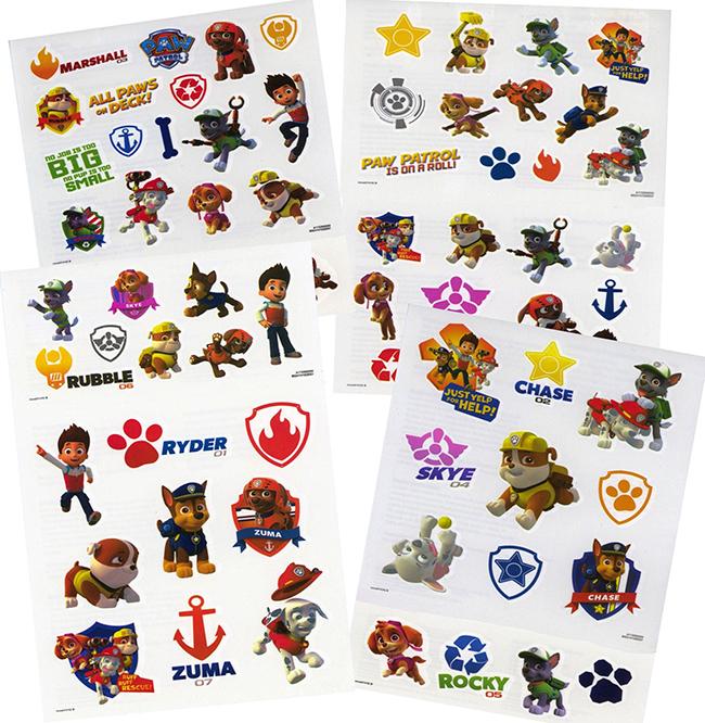 Временни татуировки, защото всички деца ги обичат. 10 лв. amazon.com