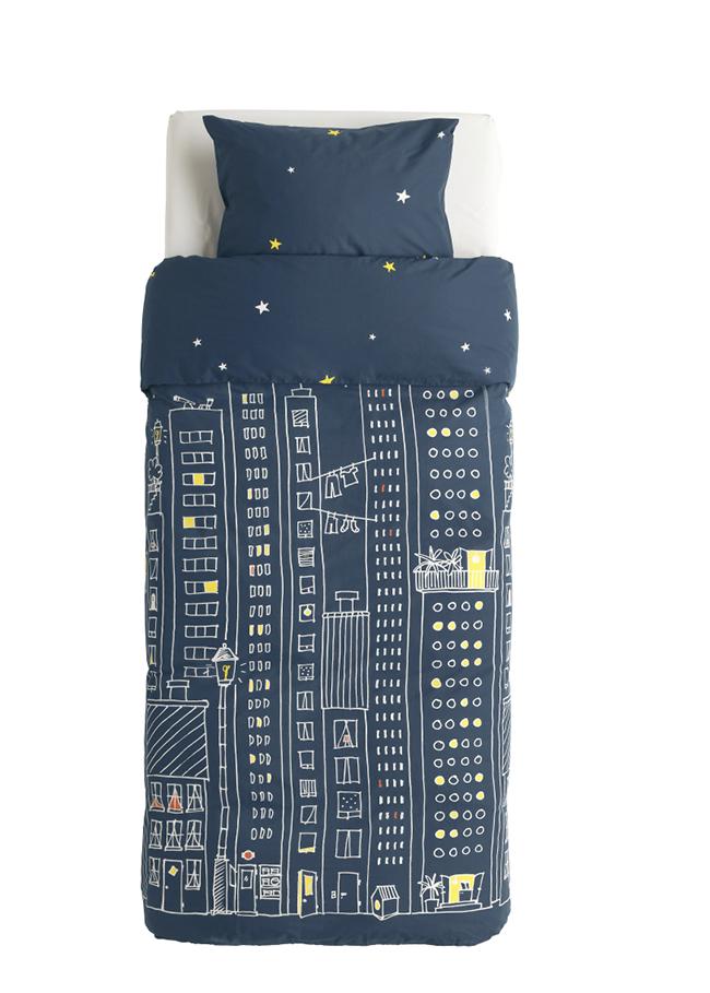 За звездни сънища от IKEA, този спален комплект ще отнесе децата право в страната на чудесата. 40 лв. ikea.bg