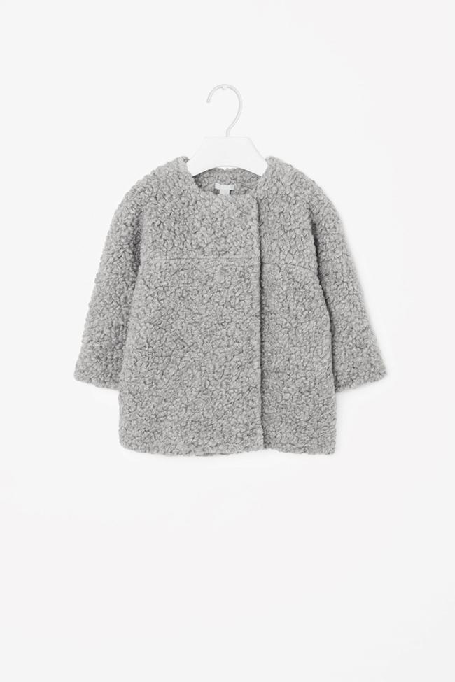 Палто Cos, за стилна госпожица. 115лв. cosstores.com