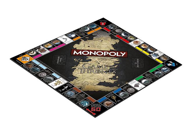 Бордова игра Monopoly: Game of Thrones. Любима игра и любим сериал в едно. 59лв. amazon.co.uk