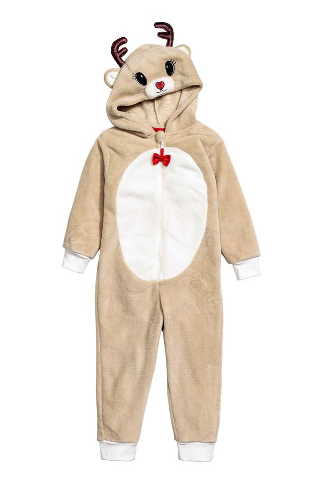 Коледен костюм H&M, за да е весело като на Хелоуин, но да има и подаръци. 35лв. hm.com