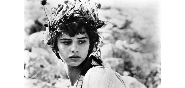 Татяна Папамоску в Iphigenia, 1977 г.