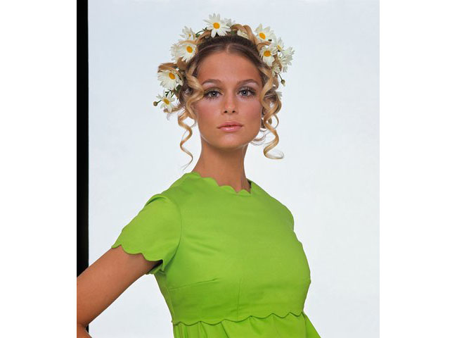 Лорън Хютън, Vogue, 1968 г.