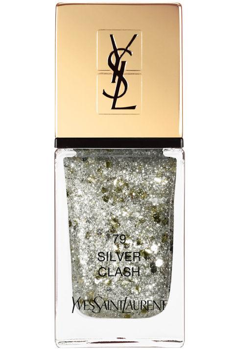 Сребърен блясък от Yves Saint Laurent