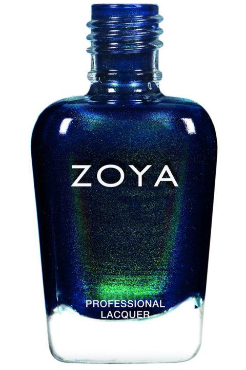 Холограмно тъмносиньо от Zoya