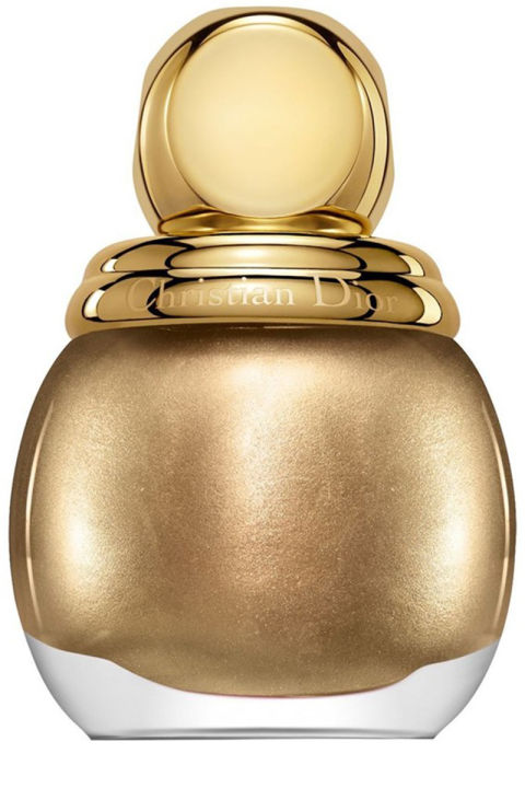 Кремаво златното на Christian Dior