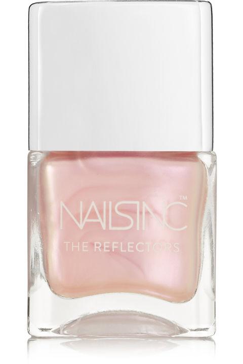 Перлено розово от Nails Inc.