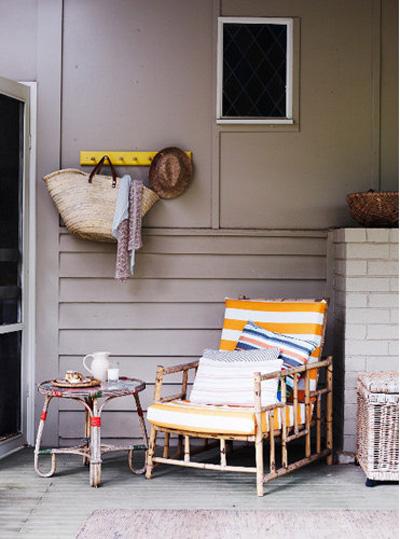 Щом чуем вълшебната дума пролет, веднага си представяме верандата или терасата на апартамента с едно кресло за интимните моменти с любимата книга.Desire to inspire