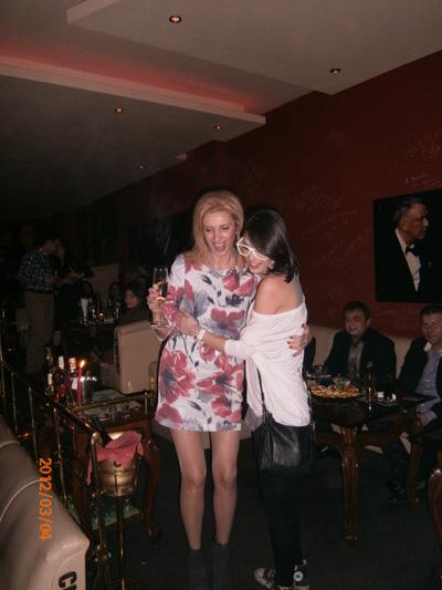 Мама й нейната прекрасна дъщеря: Ивет и Луиза Григорови