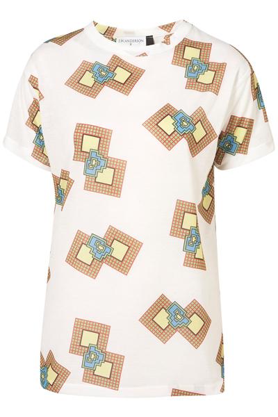 T-shirt с принт, 29 паундаtopshop.com