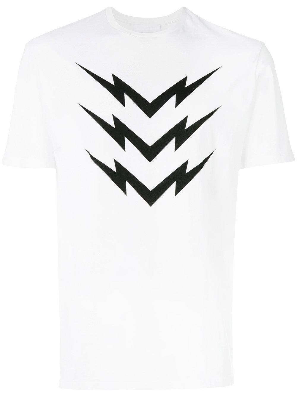 Тениска Neil Barrett; 393.52лв
