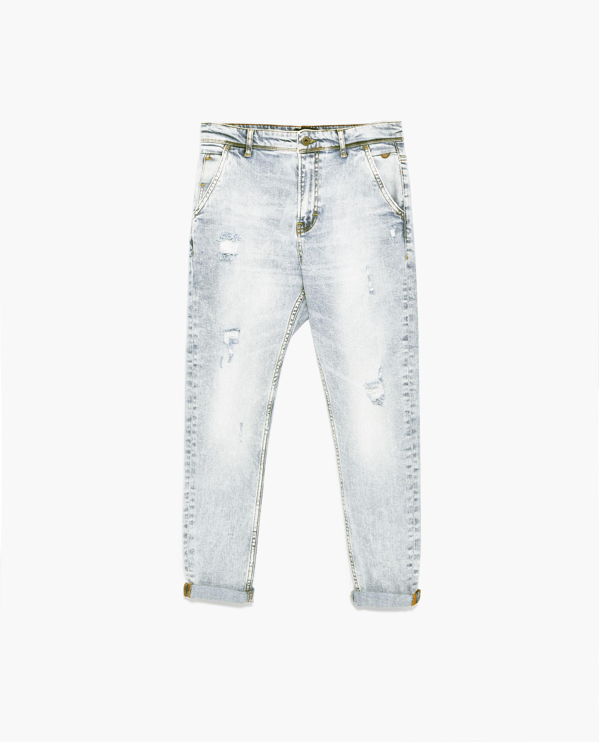 Панталон от Деним ZARA; 39.99лв