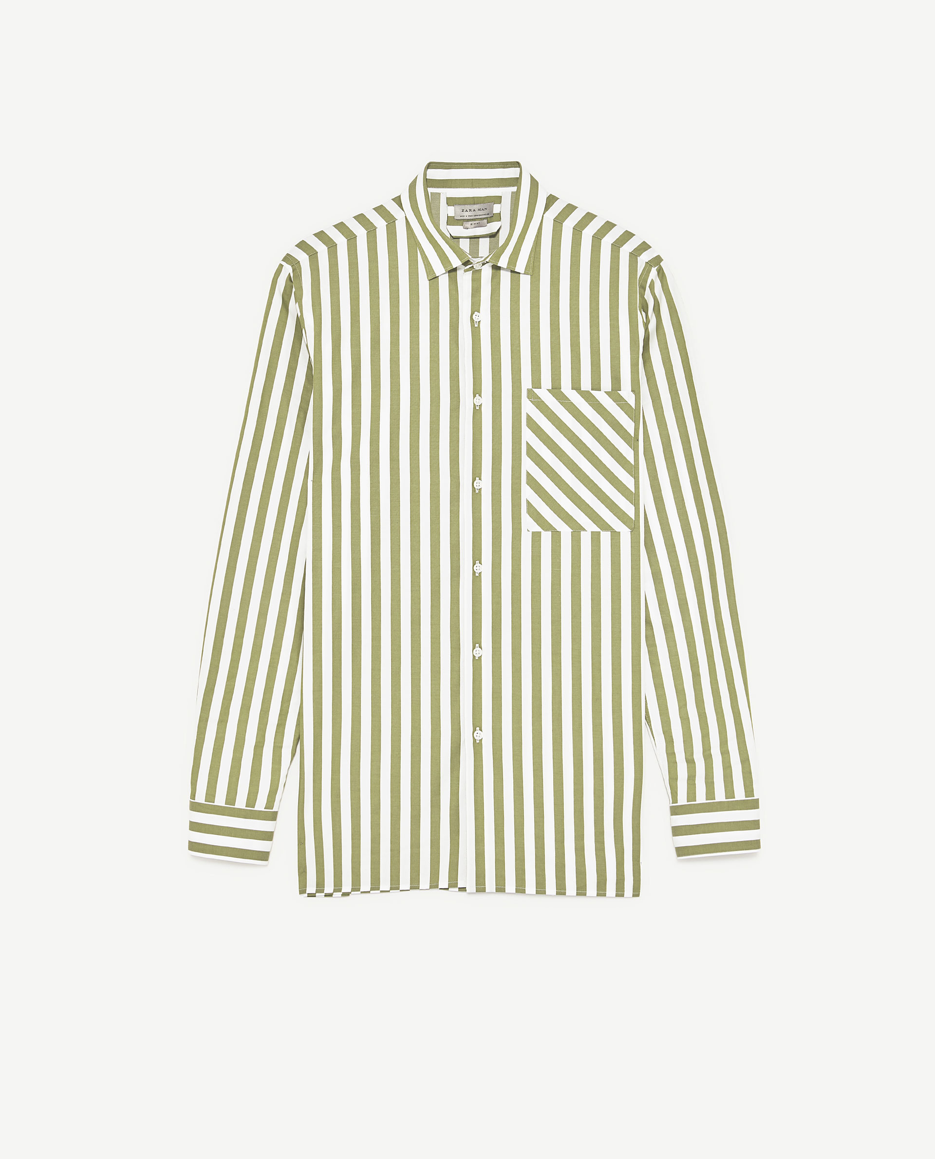 Раирана риза ZARA; 29.99лв.