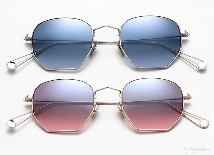 Слънчеви очила Garrett Leight x Mark McNairy; 1025.90лв