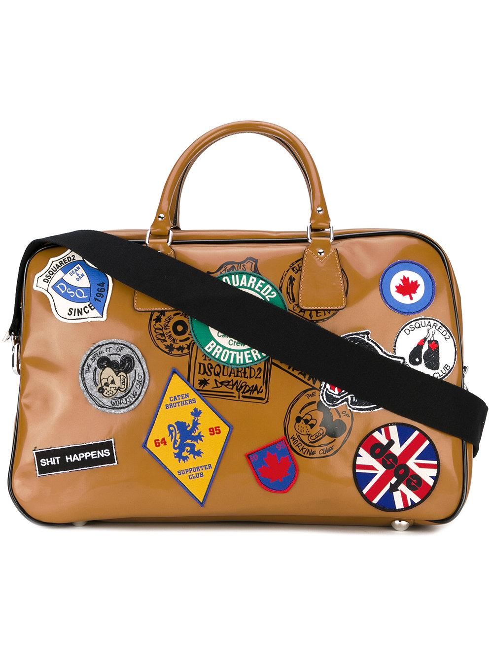 Чанта DSQUARED2; 1 040лв.