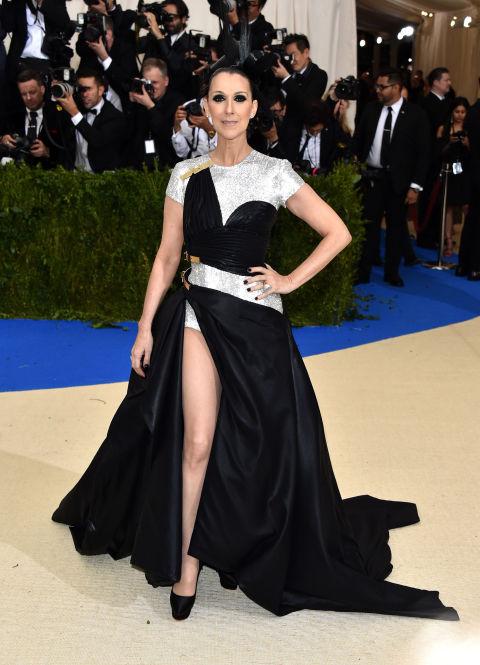 Селин Дион във Versace