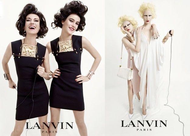 Кирстен Оуен и Били Роуз Оуен Мама и щерка заснеха жестока сесия за кампанията Пролет/Лято на Lanvin преди две години, а от тогава все още не можем да им се нарадваме! А и единственото момиче на мама, все някак трябва да наследи модния нюх, нали?