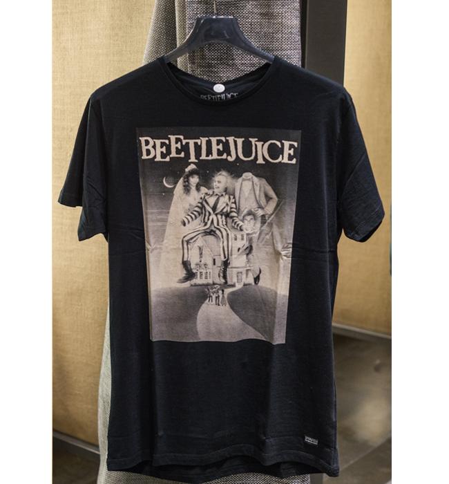 Мъжка тениска springfield: Стара цена 40.95/ Нова цена 19.95 лева. Тим Бъртън е гений и той няма как да не го оцени.