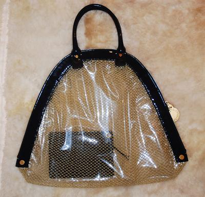 Чанта от мрежаStella McCartney,бутик Farenah Concept