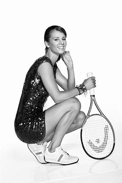 Цвети Пиронкова Една от причините да се чувстваме горди от родината си. Първата българска тенисистка, достигнала до полуфинала на турнира
