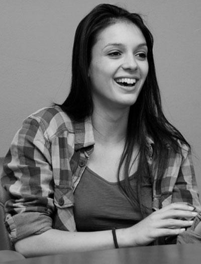 Луиза Григорова Изключително успешен български модел и настояща актриса в сериала