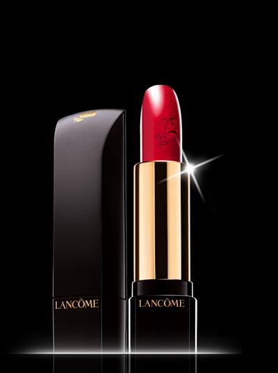 Ярко червило Lancome LAbsolu Rouge SPF 12 - фатално, отровно, секси.