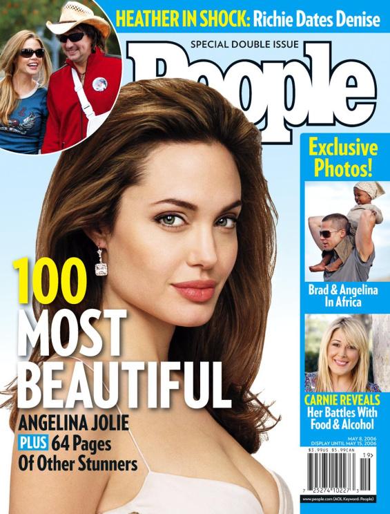 2006: Анджелина Джоли