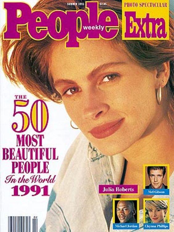 1991: Джулия Робъртс