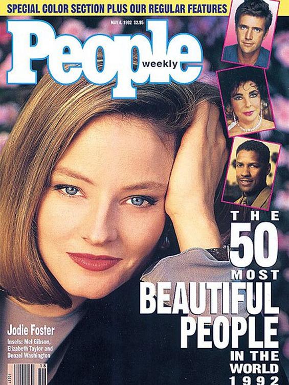 1992: Джоди Фостър