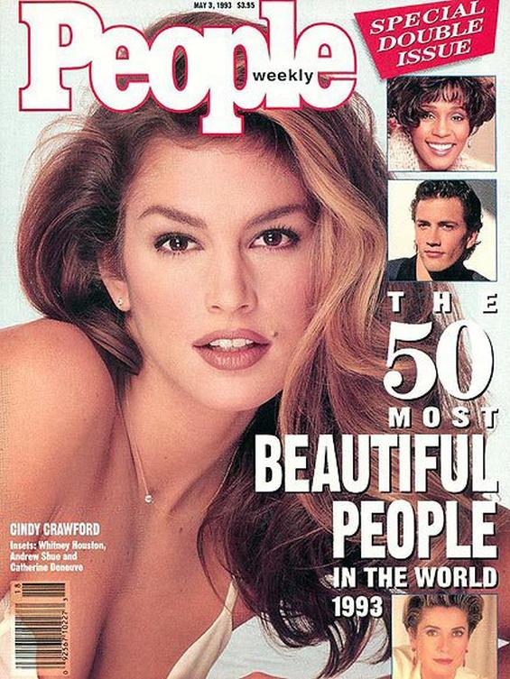 1993: Синди Крофорд