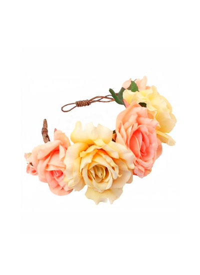 Диадема с цветя, 38 паундаrocknrose.co.uk