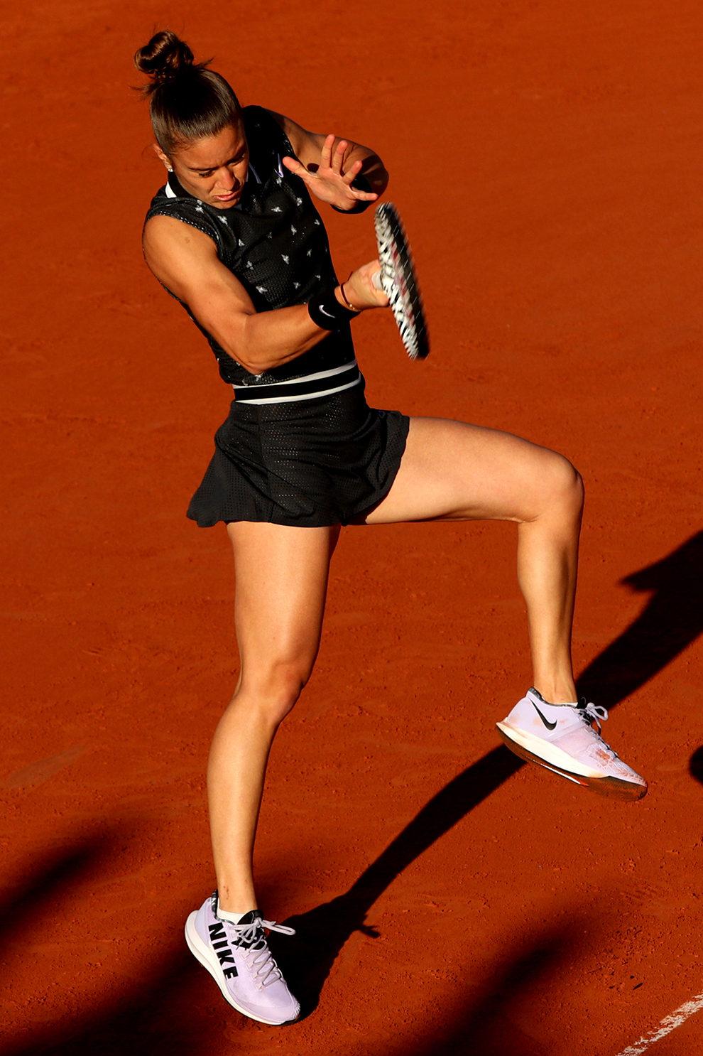Мария Сакари в Nike