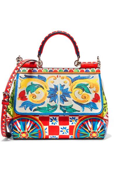 ЧантаDOLCE & GABBANA 3032 И едно Долче за по-свеж живот с привкус на лято, Италия и цветове