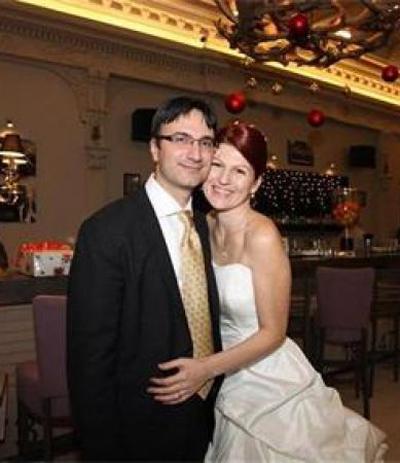 Трайчо Трайков и Любов КюлюмоваУченическа любов, която ги среща следгодини чак през девет планинив десета.