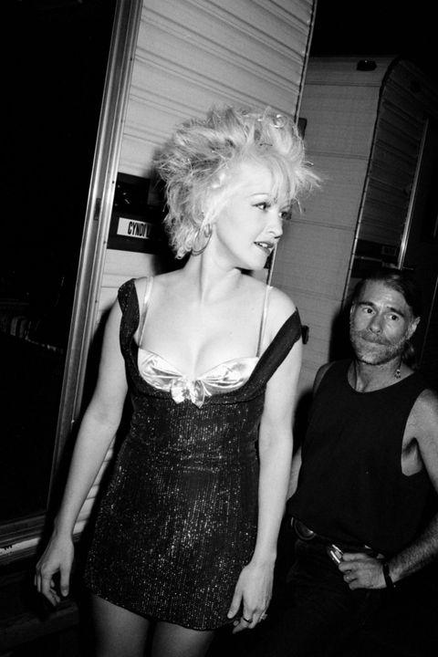 Синди Лаупър, 1988 година