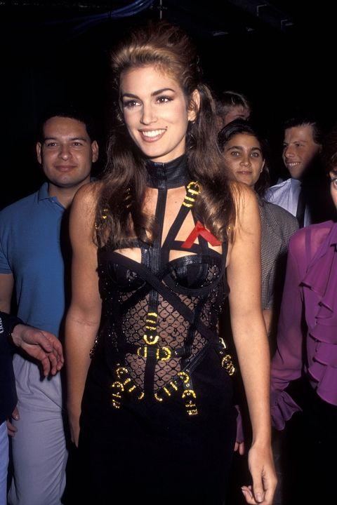 Синди Крофорд, 1992 година