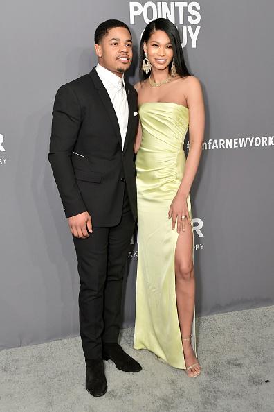 Шанел Иман и съпругът й