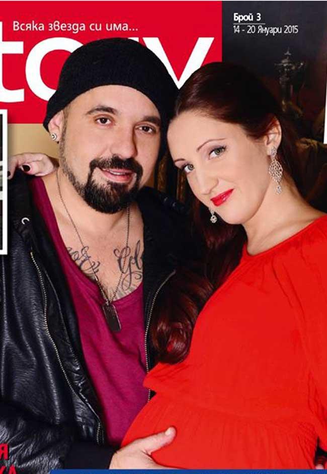 Съвсем скоро Дичо и приятелката му Карина ще станат родители за първи път. Очаква се бебето да е момиченце, а певецът се заканва да направи малката вегетарианка, ако се роди с неговата кръвна група.