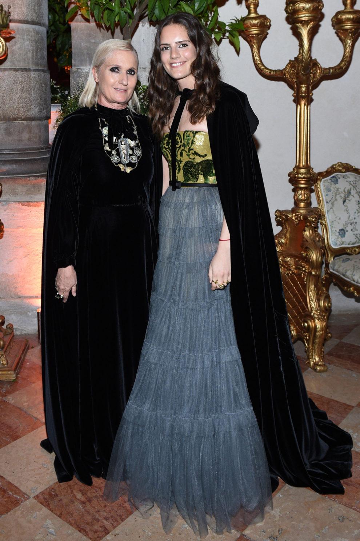 Мария Грация Кюри и Рейчъл Реджини