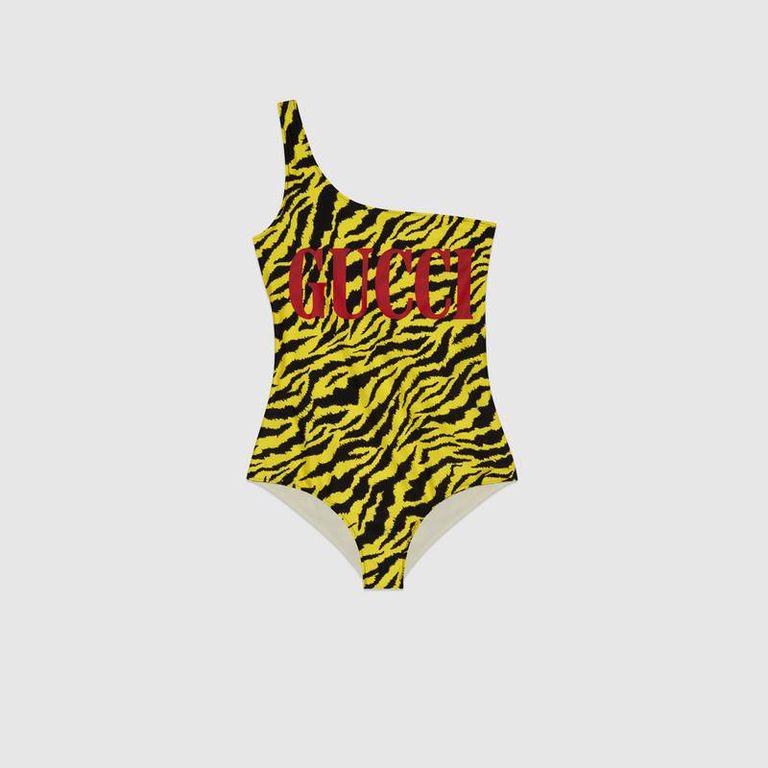 Жълта джунгла от Gucci 958 лева
