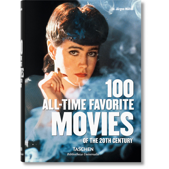 100 All- Time Favorite Movies of The 20Th Century, 40 лв.  Издателство Taschen