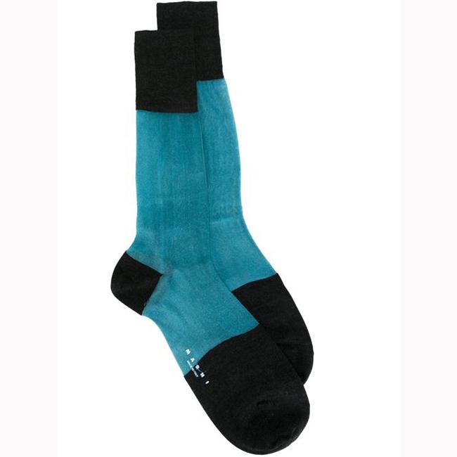 Чорапи Marni, 82 евро  farfetch.com