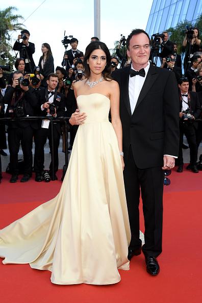 Куентин Тарантино и съпругата му