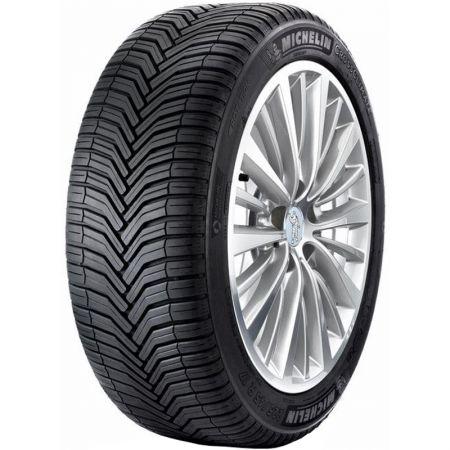 Всесезонна гума Michelin 159 лв. Не знаем дали сме избрали правилните, но Той с главно Т ще ни обясни, а после и ще ги смени!