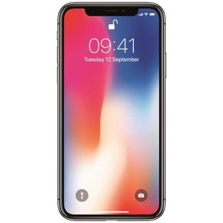 """Apple iPhone X  2 898 лв. Защо пък комплектът ни да е пълен, като се сдобием и с най-новия смартфон от колекцията на """"ябълката""""?"""