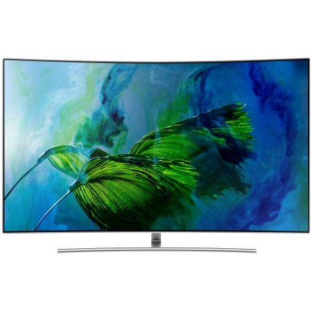 Телевизор QLED Smart Samsung  12 229 лв. Овално 75-инчово съвършенство