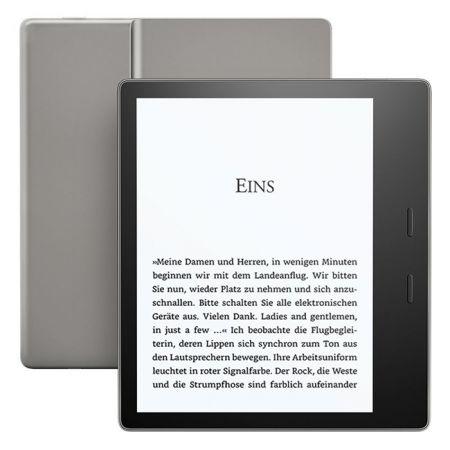 Електронен четец Amazon Kindle Oasis  679 лв. Лек, удобен, водоустойчив... и побиращ цели светове в себе си!