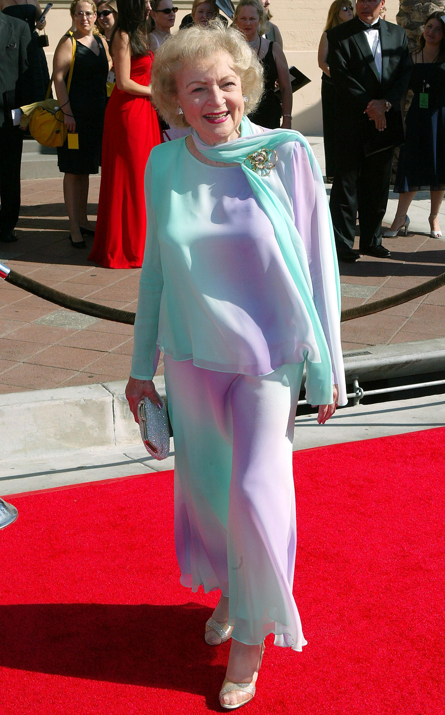 Бети Уайт, 2004