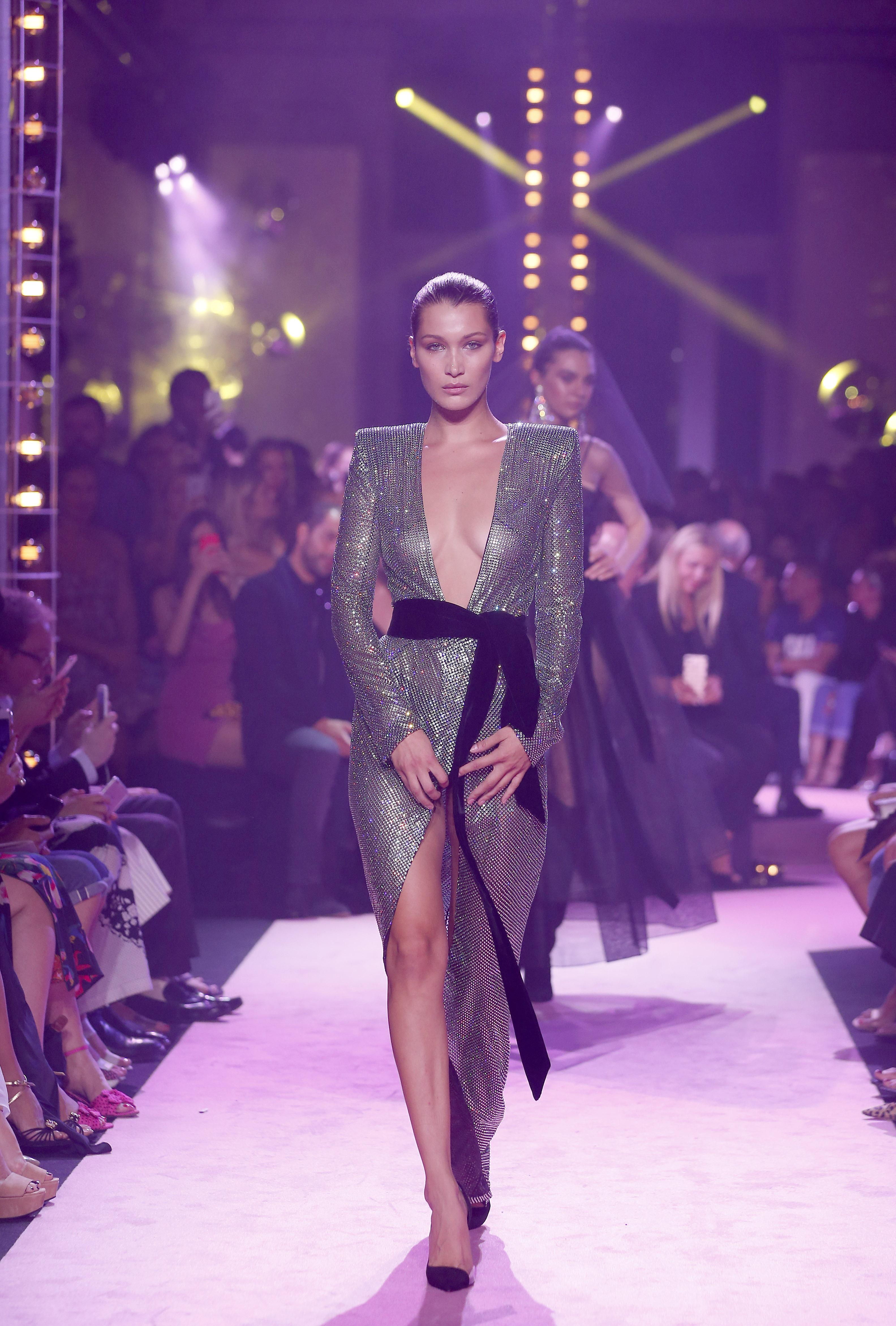 Alexandre Vauthier Haute Couture Есен 2017