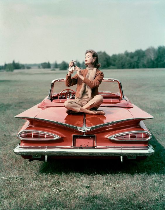 Ride With the Top Down